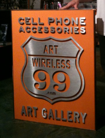 Sign Design by Connie Lee Marie Fisher