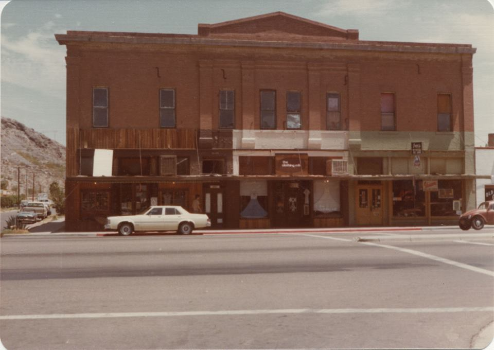 1970s - The Andre Building, Tempe, AZ