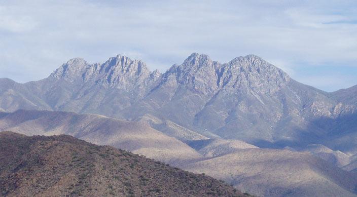 Four Peaks, Mazatzal Mountains, Arizona