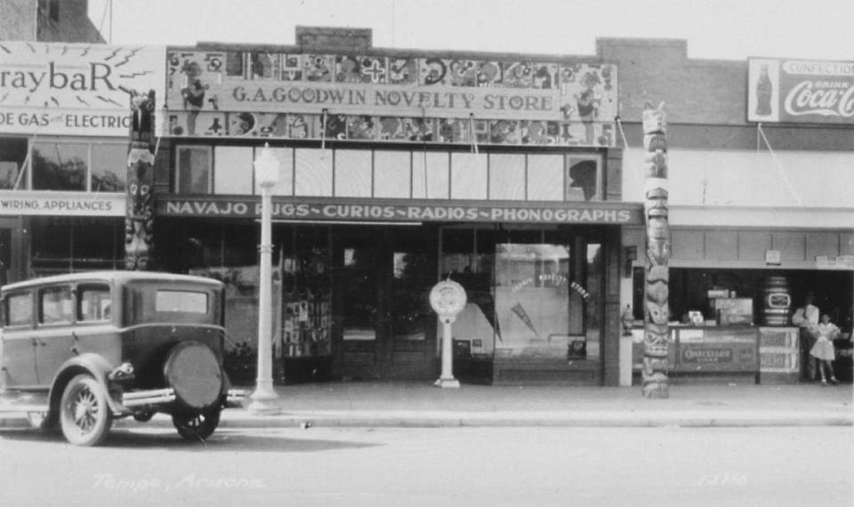 Goodwin Novelty Store on Mill Avenue, Tempe, AZ