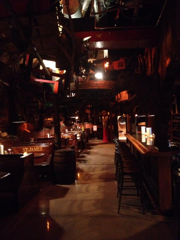 Interior of the old Minder Binders, Tempe, AZ