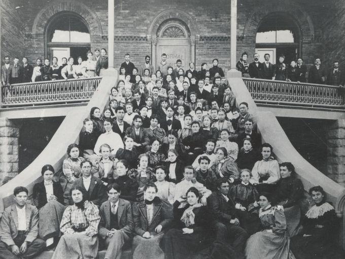 1898 - Old Main (ASU) Tempe, AZ