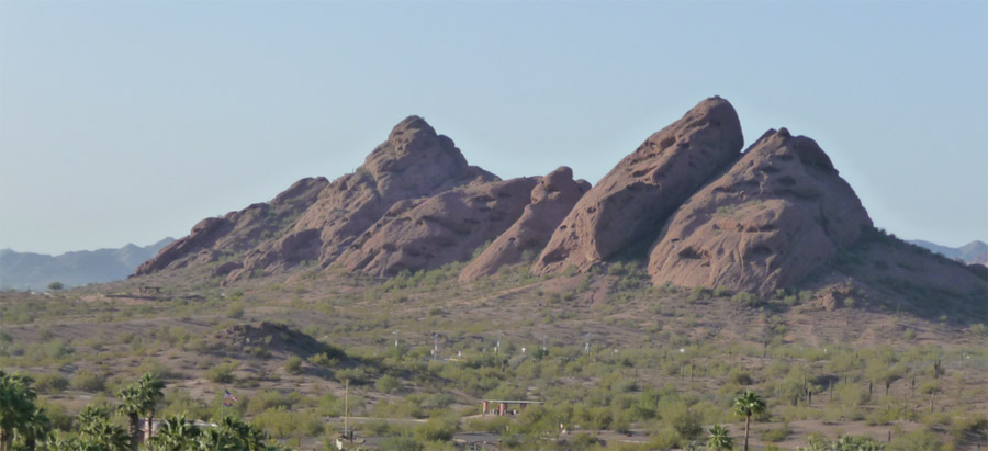 Papago Buttes, Phoenix, AZ