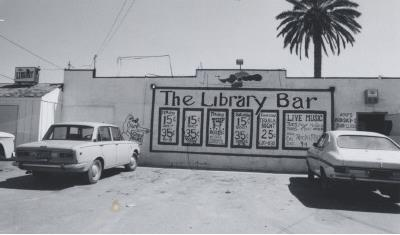1970s - The Library Bar, Tempe, AZ
