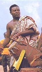 Uncle CK - Cornelius Kweku Ganyo